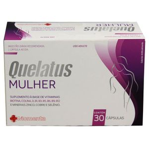 Quelatus-mulher-com-30-capsulas