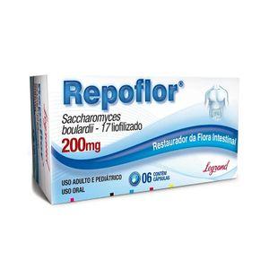 Repoflor-200mg-frasco-com-6-capsulas