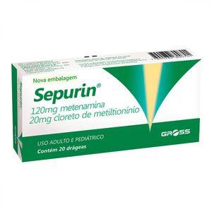 Sepurin-20-drageas
