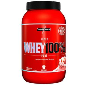 Super-Whey-100-Pure-Morango-907g
