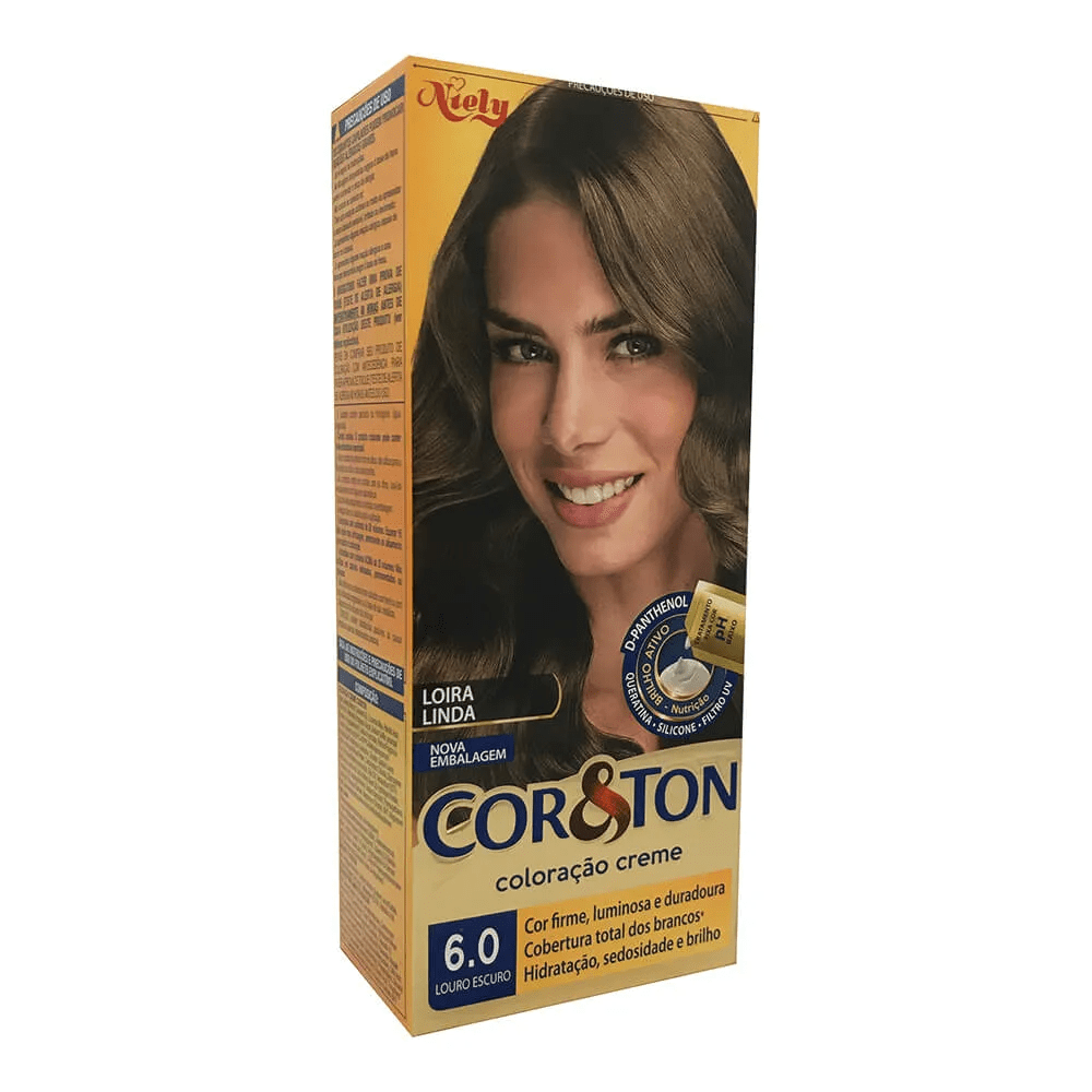 Tintura-Cor-Ton-6.0-Loira-linda