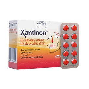 Xantinon-B12-10-drageas