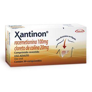 Xantinon-caixa-com-30-comprimidos-revestidos