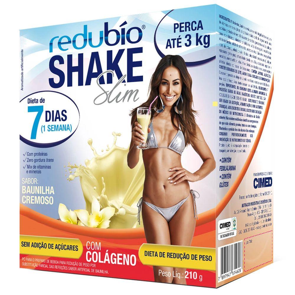 Redubio-Shake-Baunilha-210G