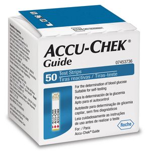 Accuchek-Guide-50-Tiras