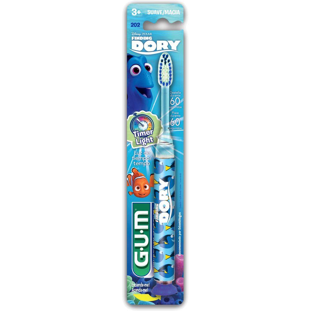 GUM-Escova-Disney-Dory-Light