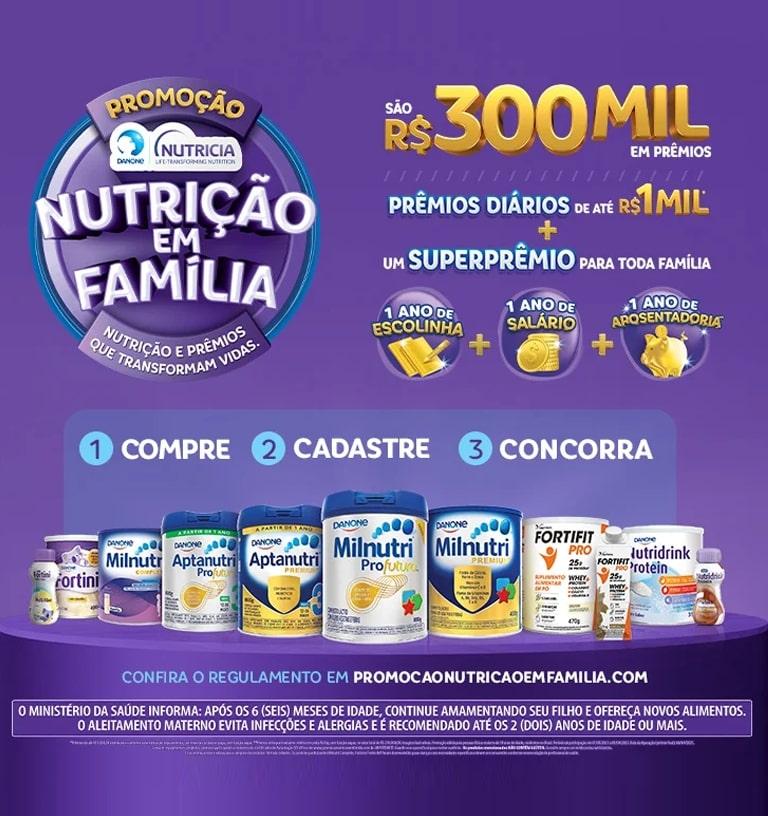 Banner PROMO NUTRI FAMILIA