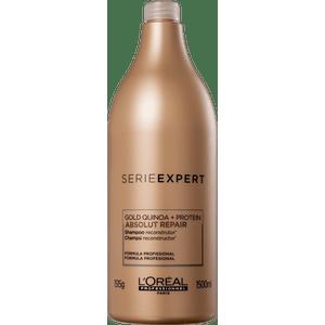 Shampoo-Absolute-Repair-Gold-Quinoa-1500-ml---Loreal-Serie-Expert